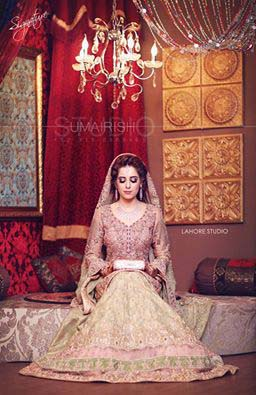 Latest Walima Apparels by designers