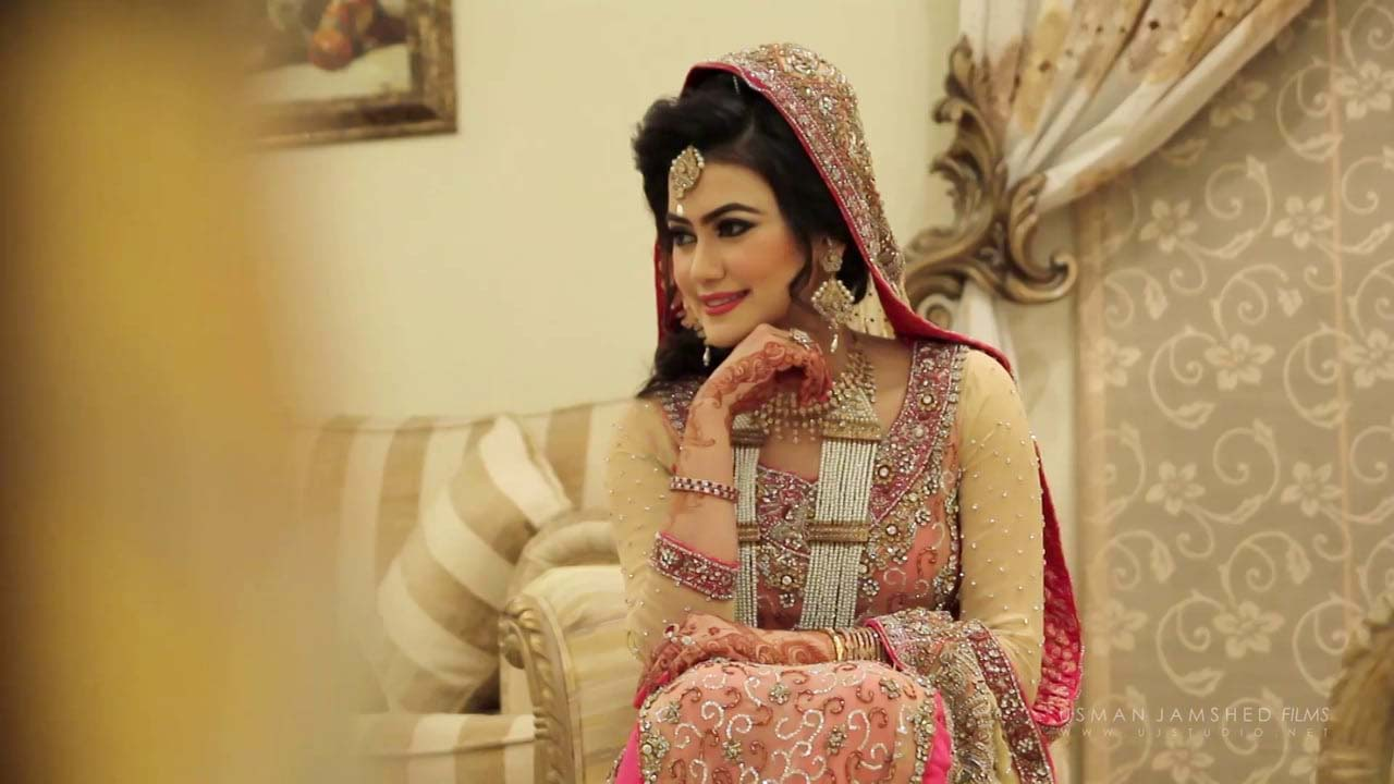 Stylish Walima Dresses For Wedding Pakistani Brides 2016-2017 (6)