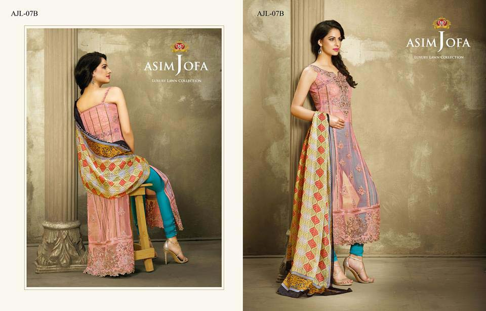 Asim Jofa Luxury Eid Lawn Collection 2016 for Women (1)