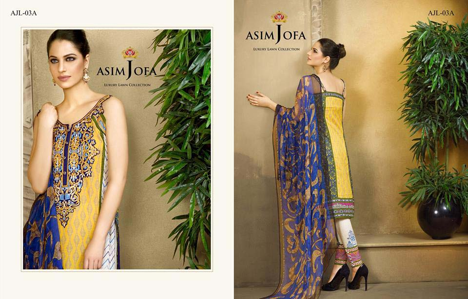 Asim Jofa Luxury Eid Lawn Collection 2016 for Women (12)
