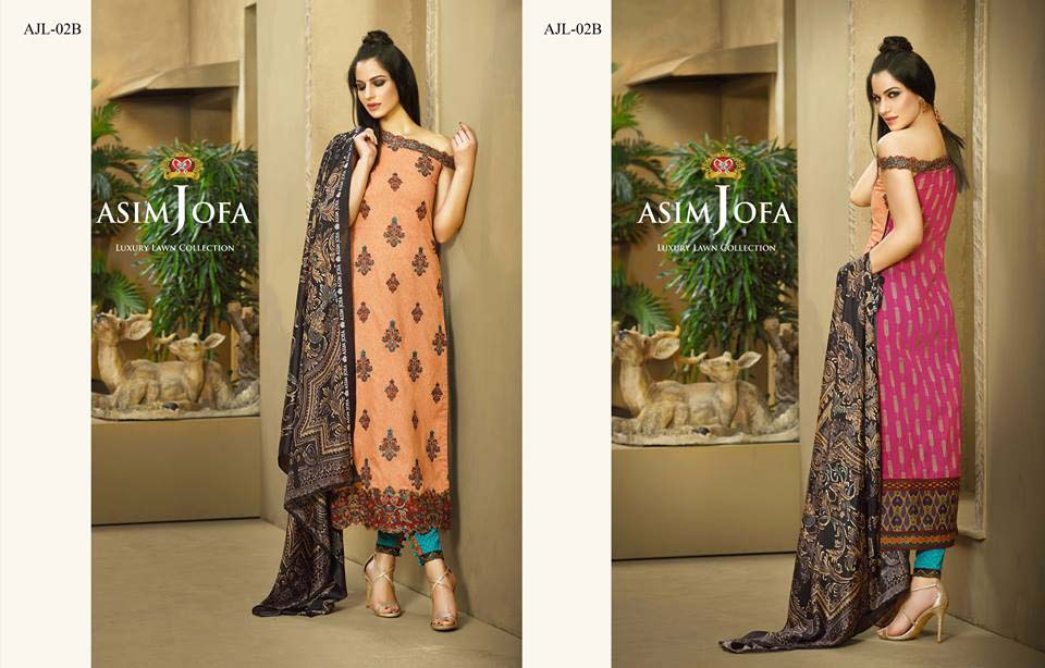 Asim Jofa Luxury Eid Lawn Collection 2016 for Women (28)