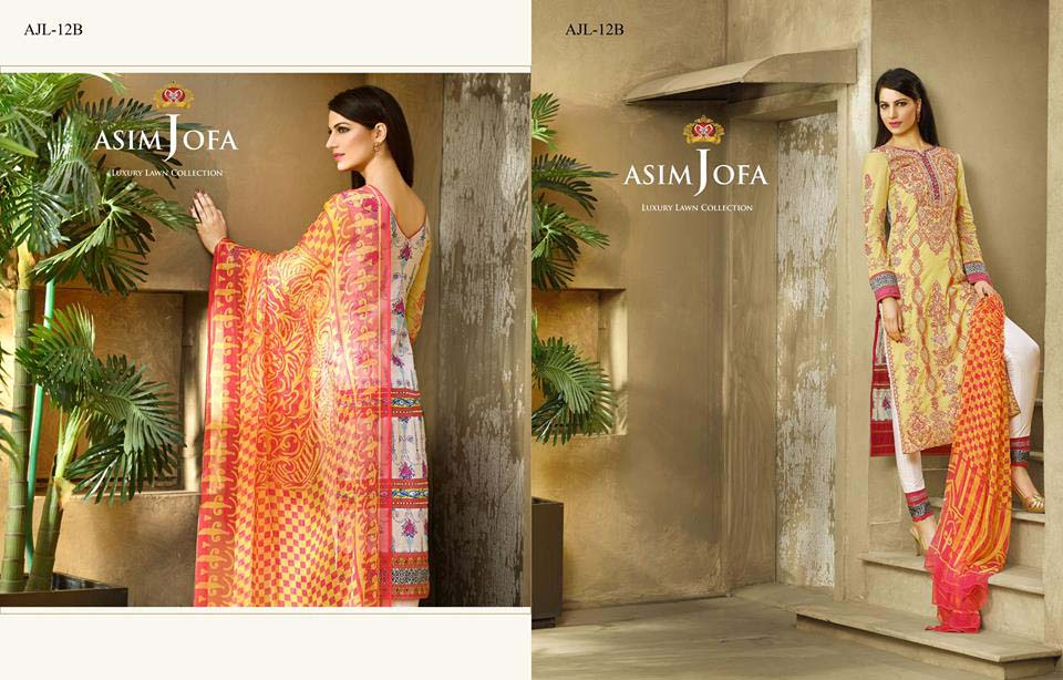 Asim Jofa Luxury Eid Lawn Collection 2016 for Women (30)