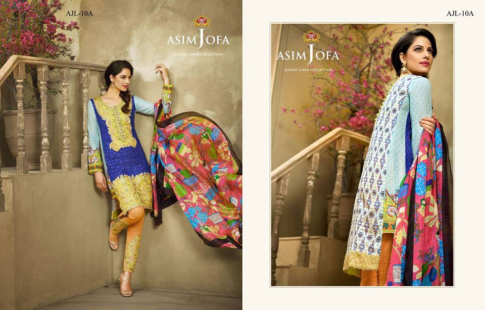 Asim Jofa Luxury Eid Lawn Collection 2016 for Women (31)