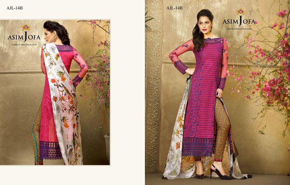 Asim Jofa Luxury Eid Lawn Collection 2016 for Women (32)