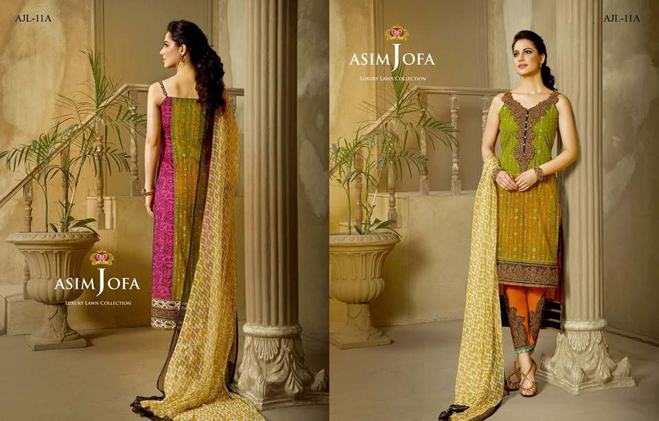 Asim Jofa Luxury Eid Lawn Collection 2016 for Women (33)