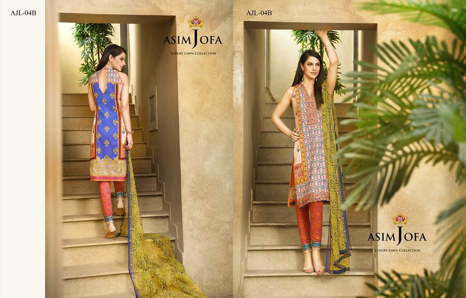 Asim Jofa Luxury Eid Lawn Collection 2016 for Women (34)