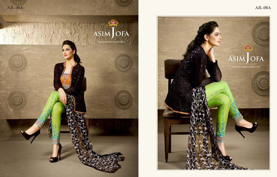 Asim Jofa Luxury Eid Lawn Collection 2016 for Women (37)