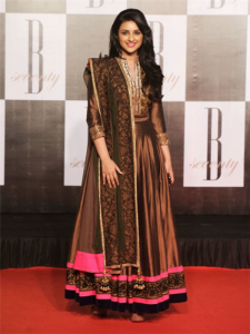 Fllor Length Anarkali dresses