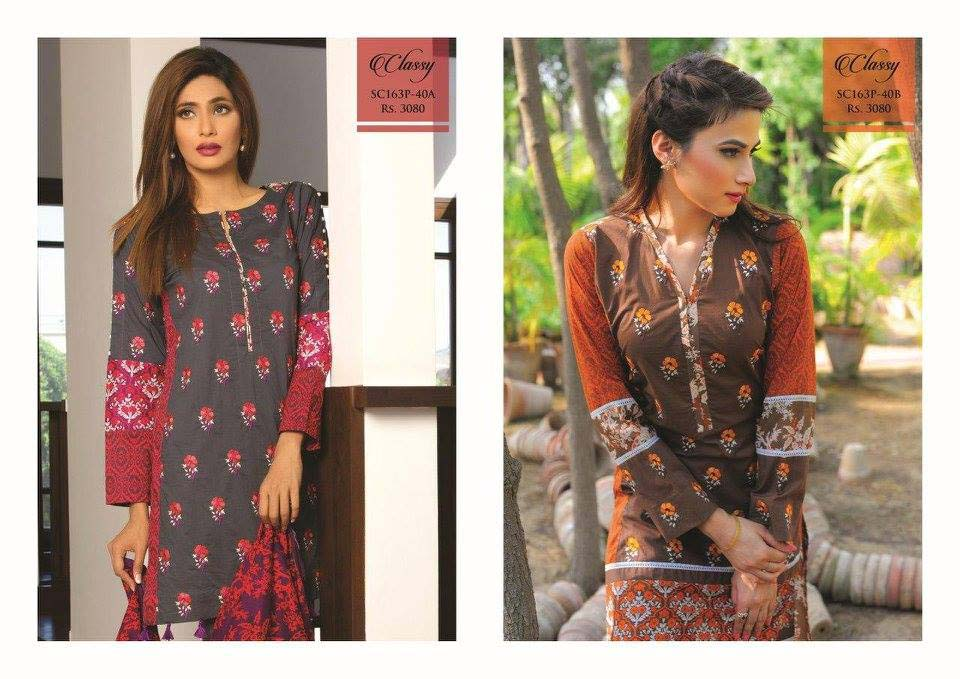 Bonanza Satrangi Lawn Eid Dresses Collection 2016 (10)