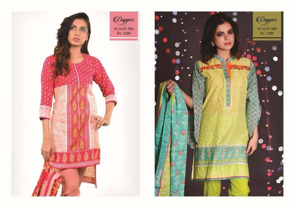 Bonanza Satrangi Lawn Eid Dresses Collection 2016 (3)