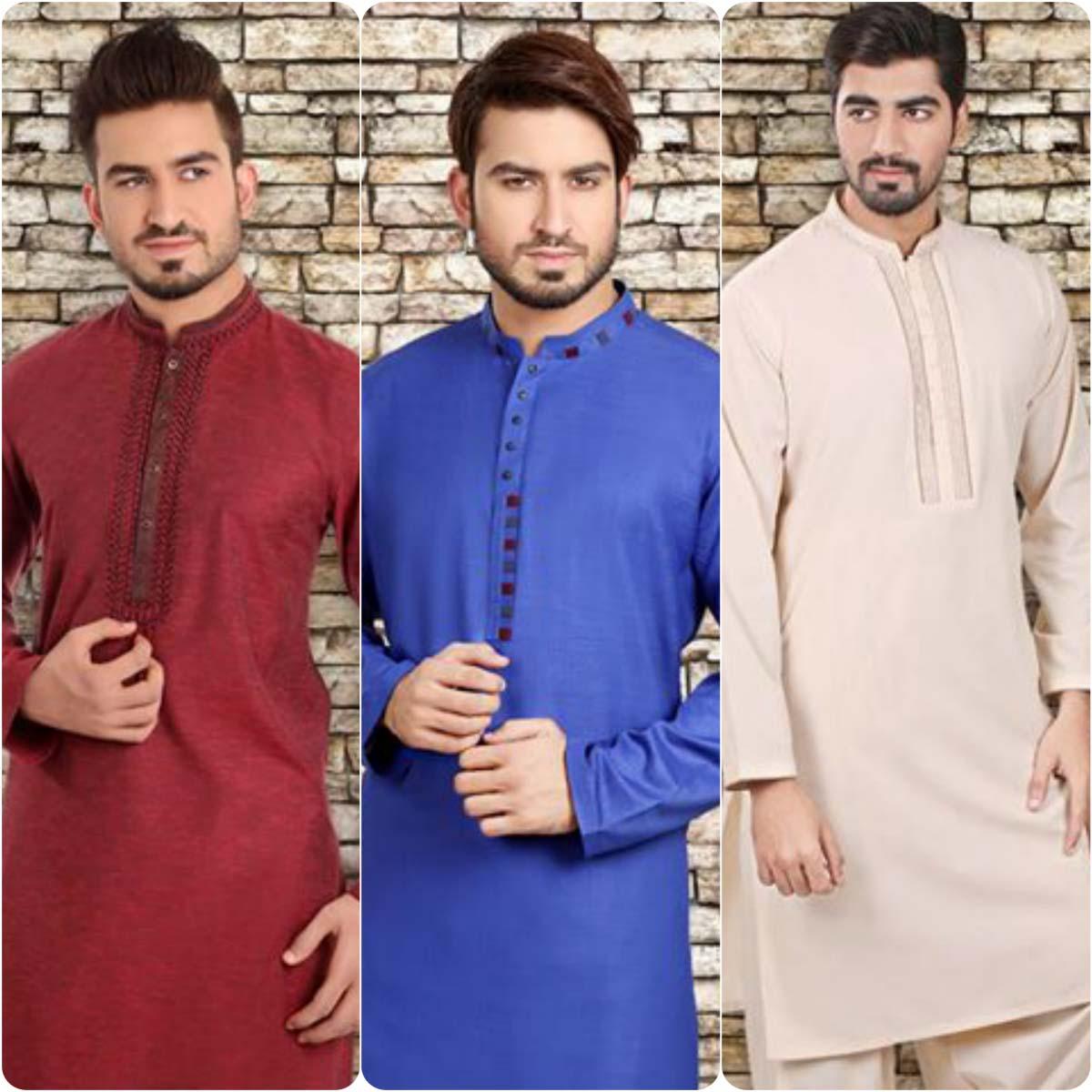Eden Robe Festive Eid Collection for Men and Women 2016 (14)