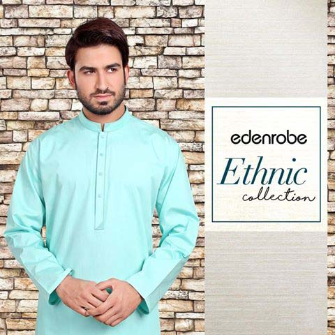 Eden Robe Festive Eid Collection for Men and Women 2016 (15)