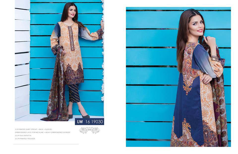 Eden Robe Festive Eid Collection for Men and Women 2016 (18)