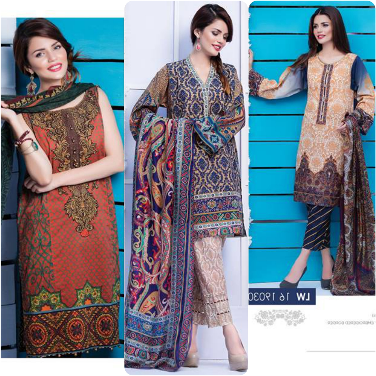 Eden Robe Festive Eid Collection for Men and Women 2016 (19)