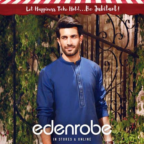 Eden Robe Festive Eid Collection for Men and Women 2016 (3)