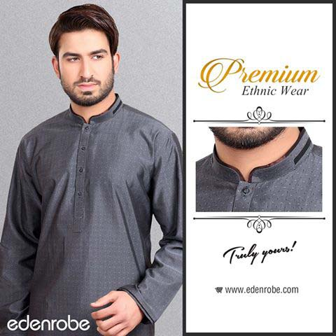 Eden Robe Festive Eid Collection for Men and Women 2016 (5)