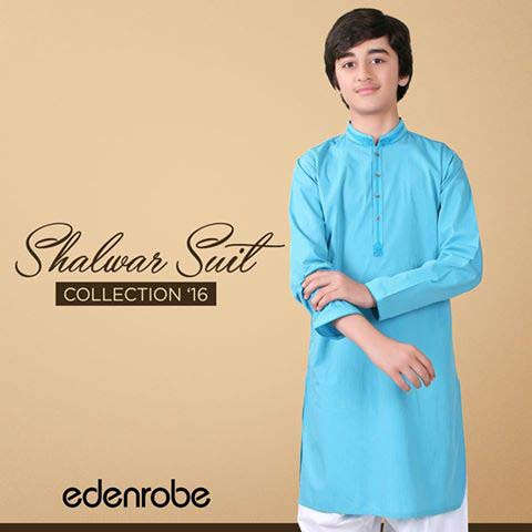 Eden Robe Festive Eid Collection for Men and Women 2016 (6)