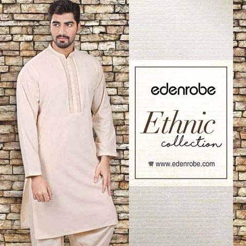 Eden Robe Festive Eid Collection for Men and Women 2016 (7)