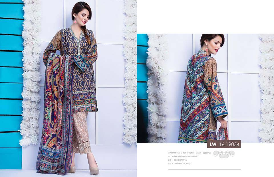 Eden Robe Festive Eid Collection for Men and Women 2016 (9)
