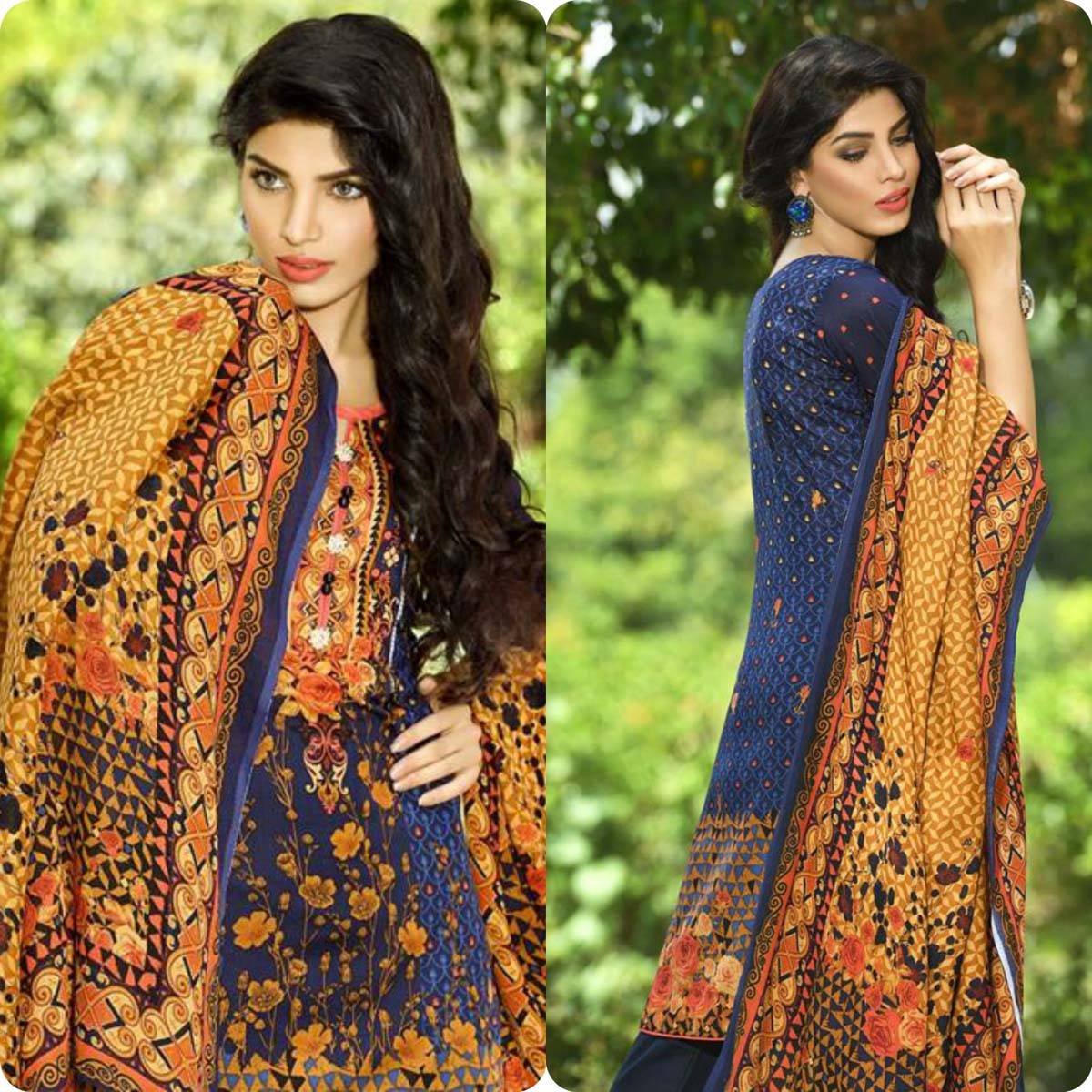 Firdous Korean Lawn Festive Eid Dresse Collection 2016-2017 look Book (13)