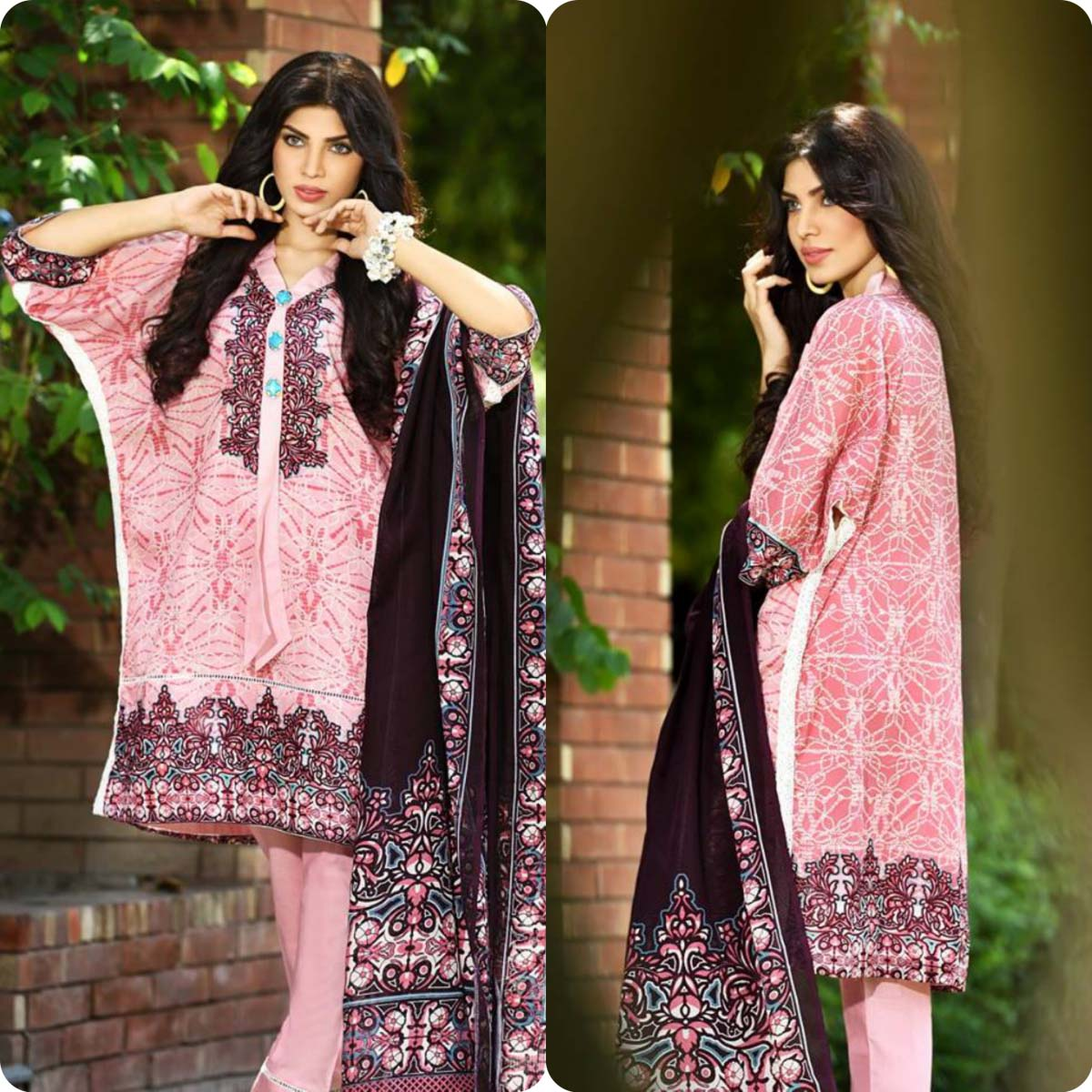 a222c50cfb Latest Firdous Lawn Korean Eid Collection 2016 | Stylo Planet