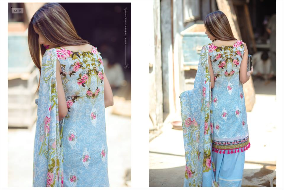Firdous Korean Lawn Festive Eid Dresse Collection 2016-2017 look Book (2)