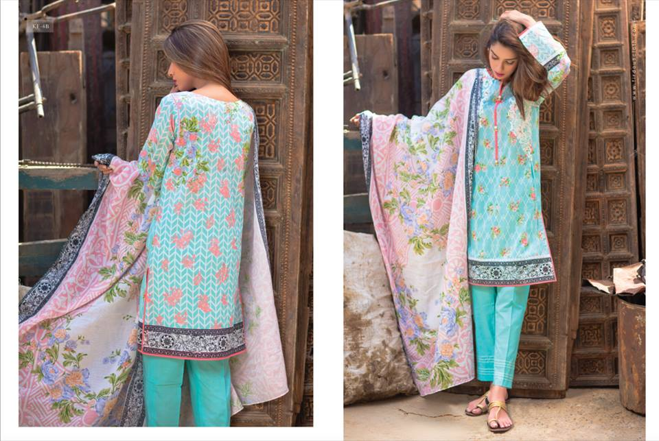 Firdous lawn volume 1 collection