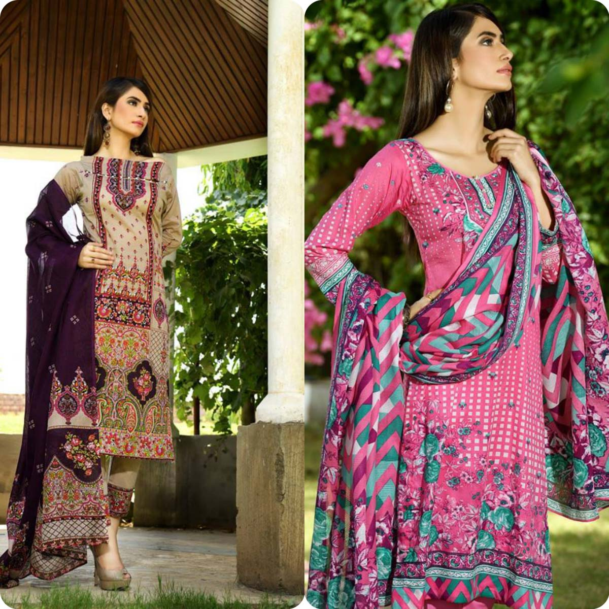 Firdous Korean Lawn Festive Eid Dresse Collection 2016-2017 look Book (3)
