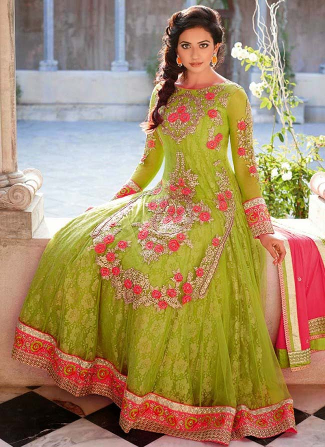 Floor-Length-Anarkali-Frock-Collection-2015