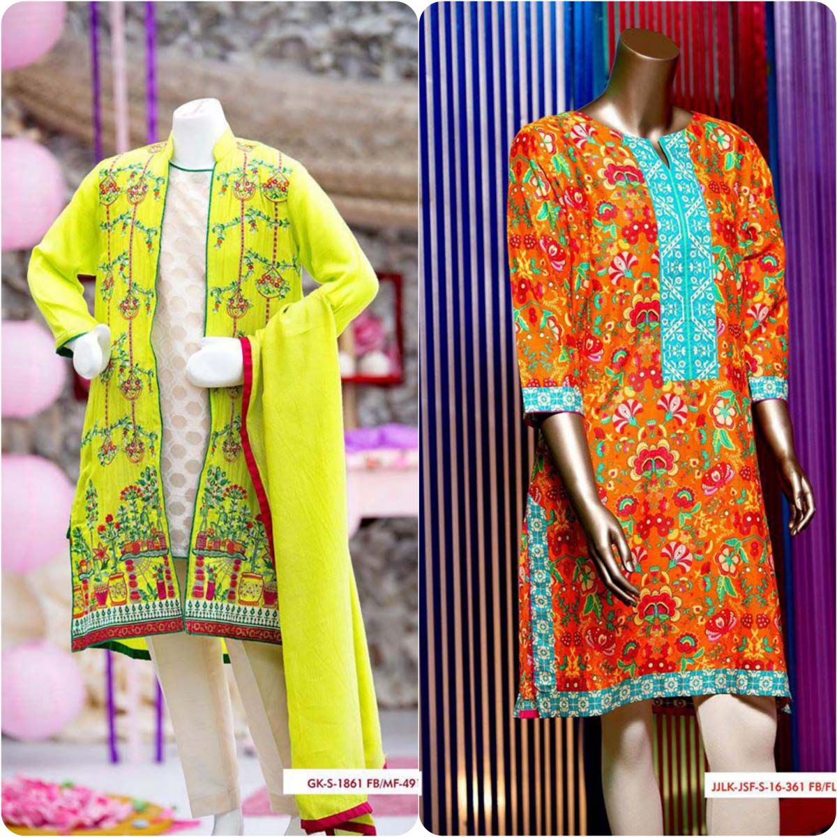 Junaid Jamshed Embrodiered Lawn Festive Eid Collection 2016-2017 (28)
