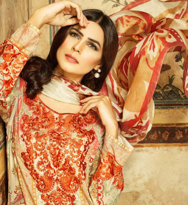 Klakari Eid Wear Lawn Dresses for Women 2016 With Prices (10)