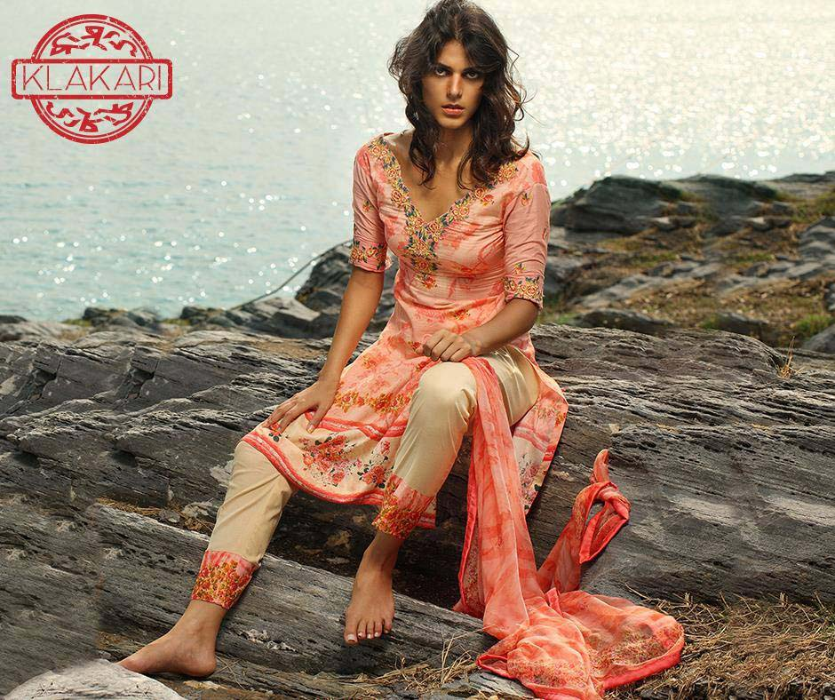 Klakari Eid Wear Lawn Dresses for Women 2016 With Prices (5)