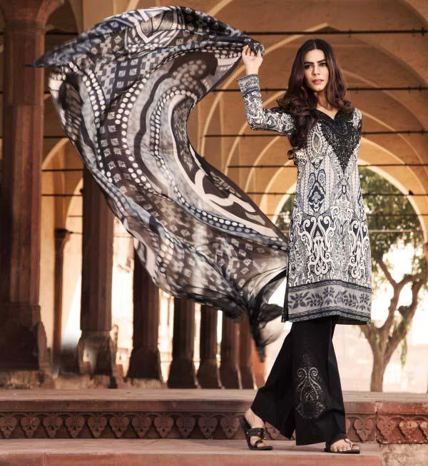 Klakari best Eid Lawn Dresses