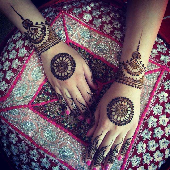 Special Eid Mehndi designs