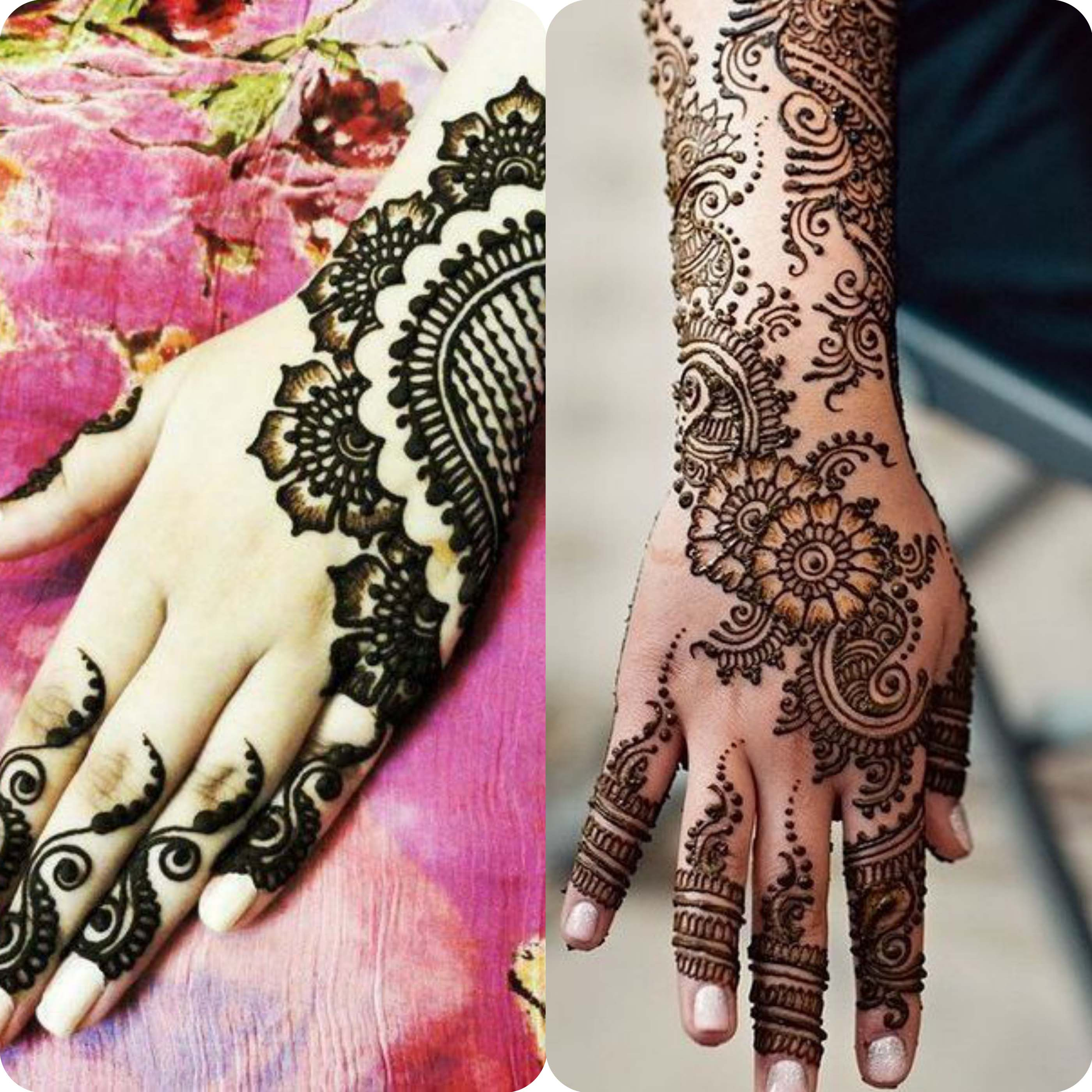 Latest Eid Mehndi Designs for Girls- Speical Eid Collection 2016 (2)