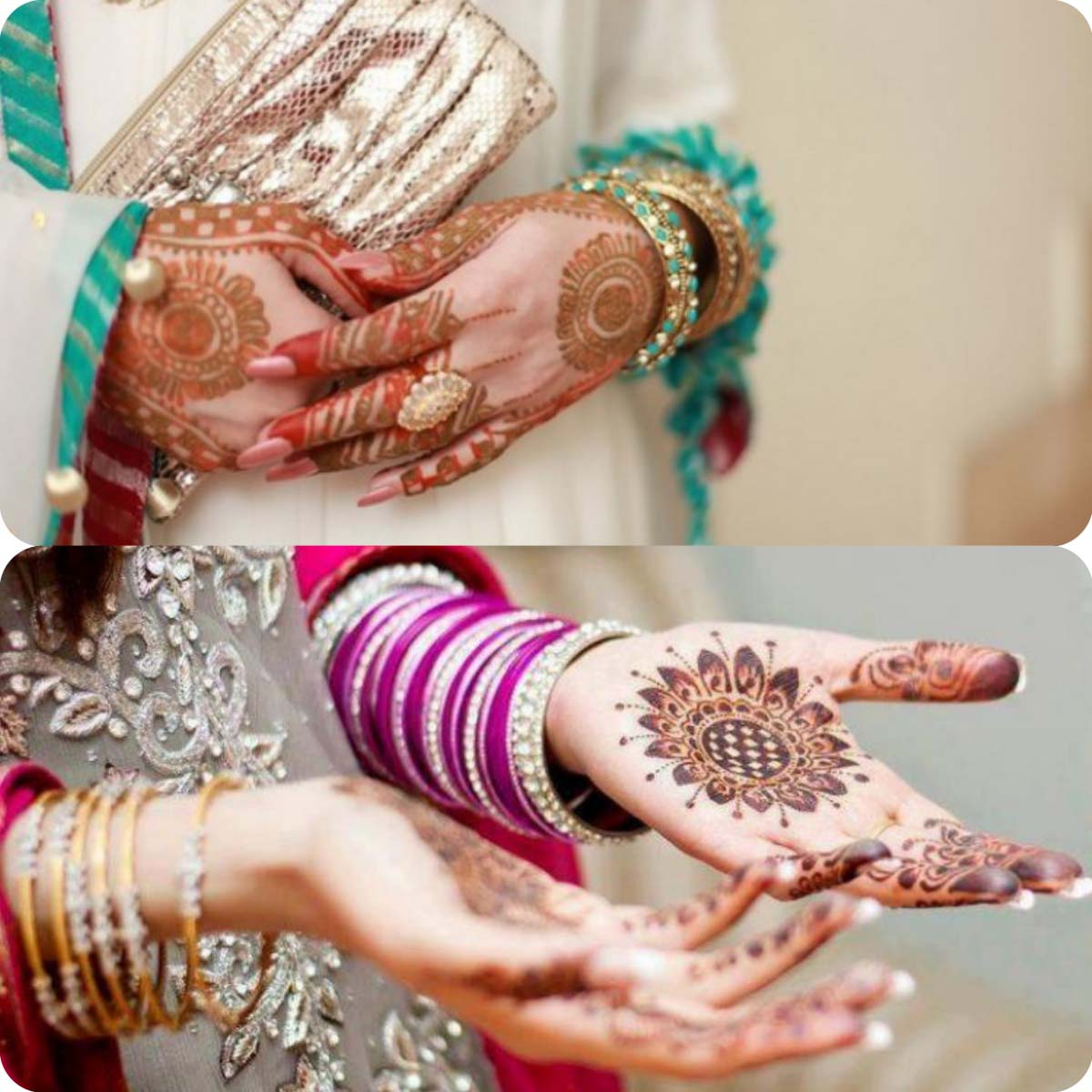 Latest Eid Mehndi Designs for Girls- Speical Eid Collection 2016 (4)