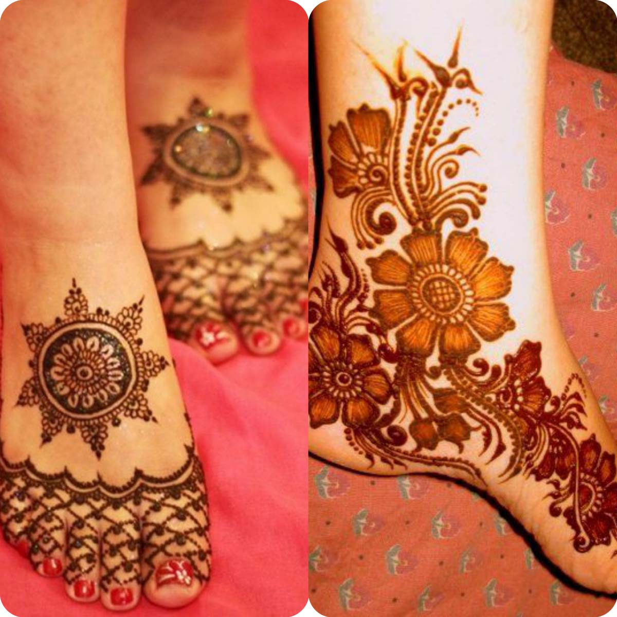 Mehndi Designs For Girls : Beautiful eid mehndi designs for girls stylo planet