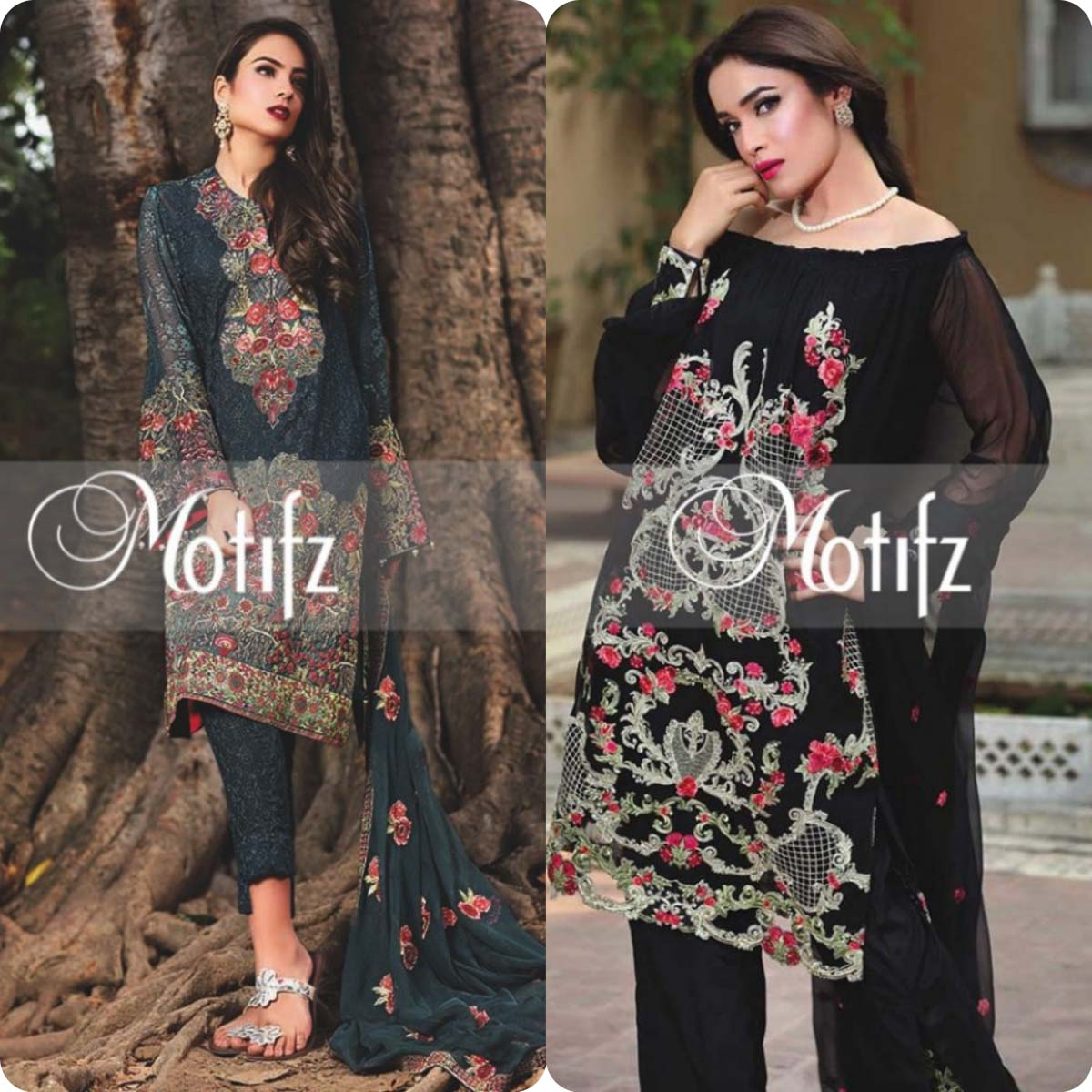 Motifz Eid Dresses for Women 2016