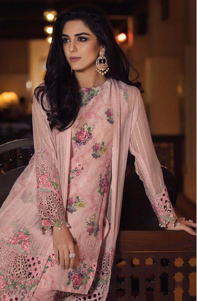 2e13e67ad Latest Maria.B Eid Dresses Collection 2016-17