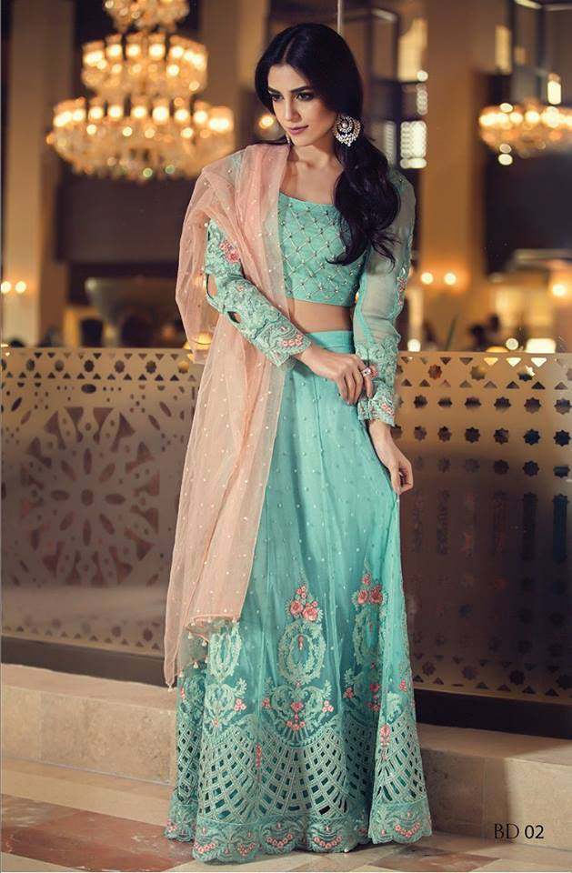 Maria.B Summer Eid lawn and Mbroidered Collection for Women 2016