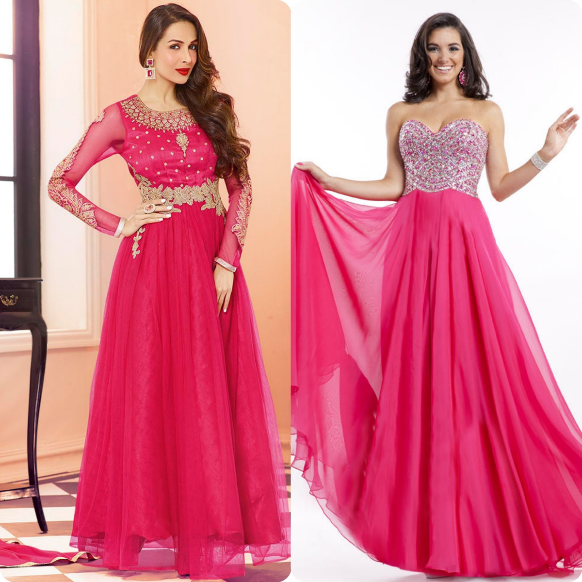 Stylish Formal Wear Frocks