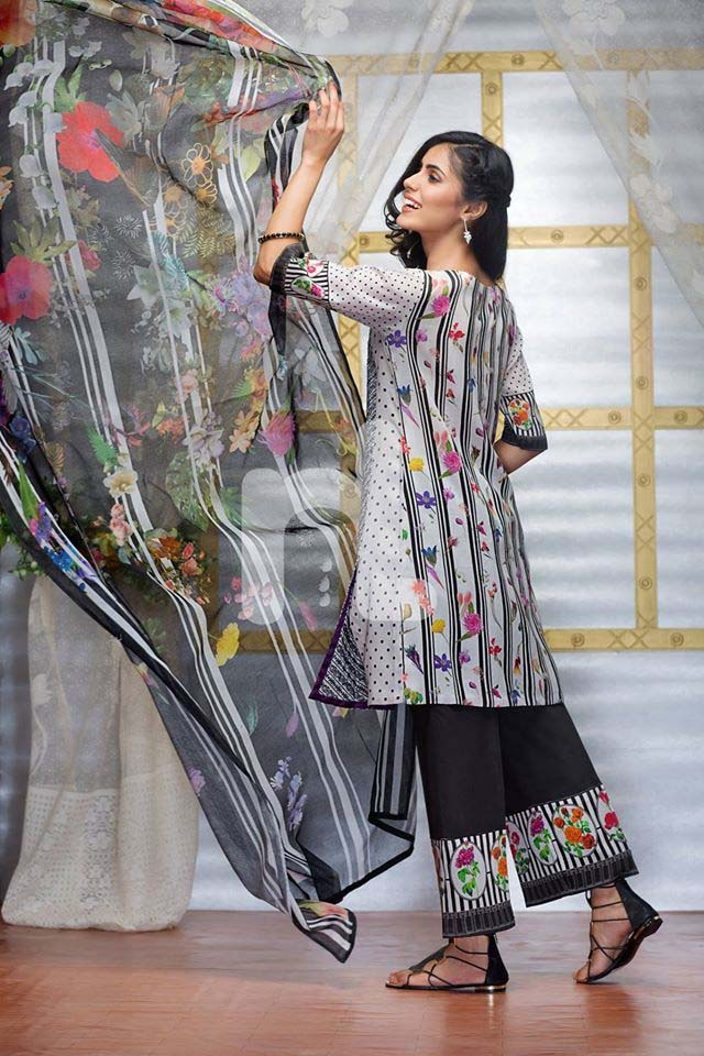 NISHA Eid Collection '16 Floral Essence (5)