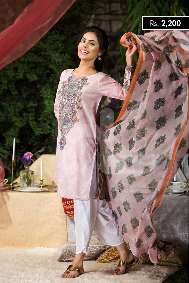 NISHA Eid Collection '16 Garden of Delights (3)
