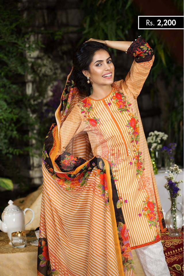 NISHA Eid Collection '16 Garden of Delights (7)