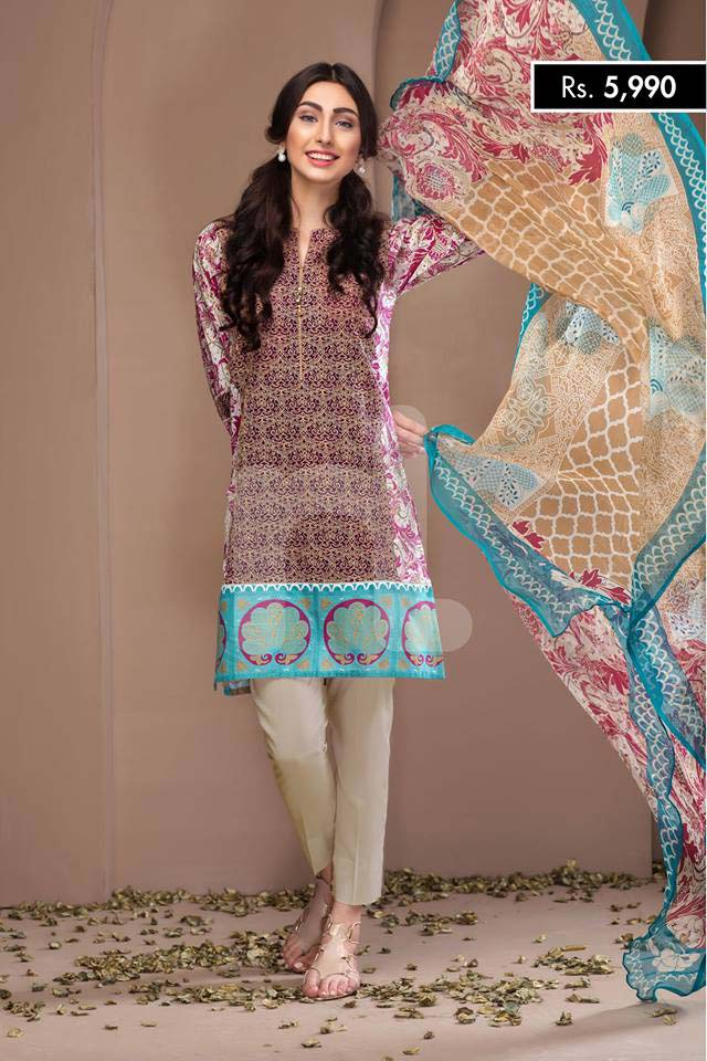 NISHA Eid Collection '16 Luxury Reimagined (1)