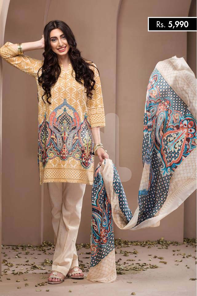 NISHA Eid Collection '16 Luxury Reimagined (6)