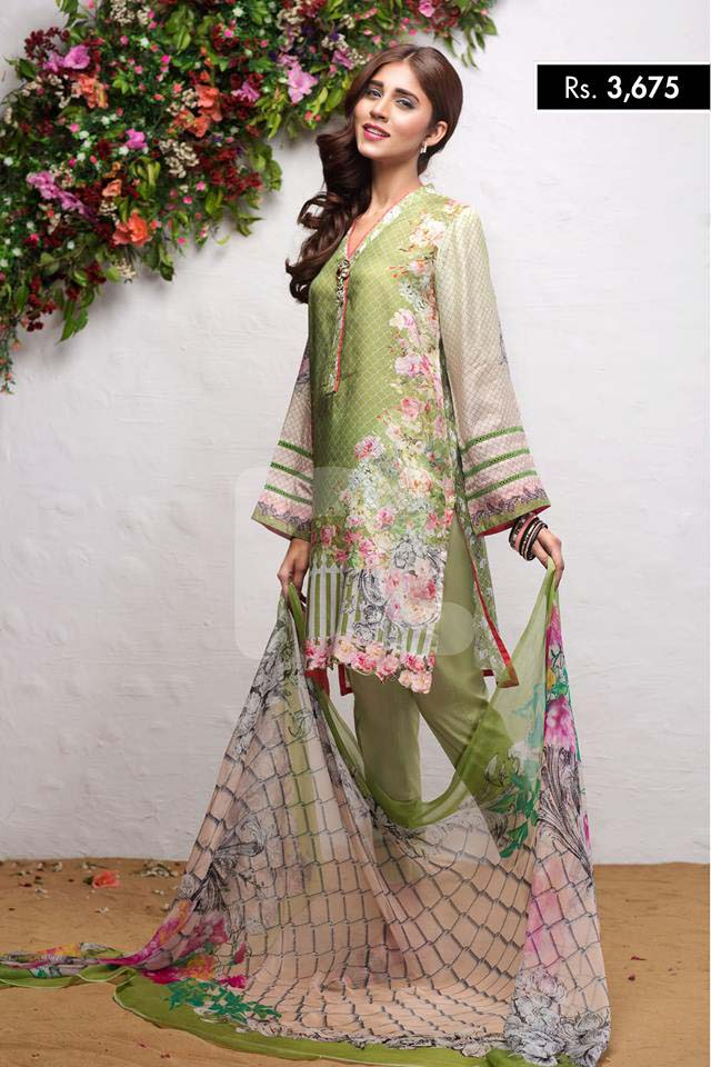 NISHA Eid Collection '16 The Eastern Touch (2)
