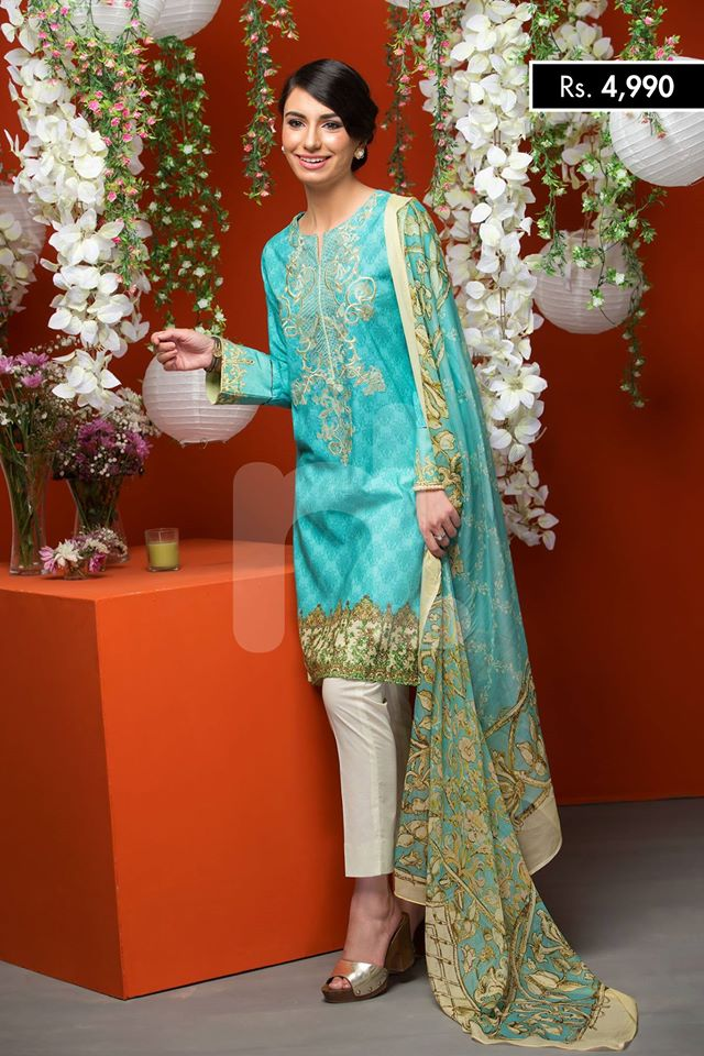 NISHA Eid Collection '16 The Festive Artisan (2)