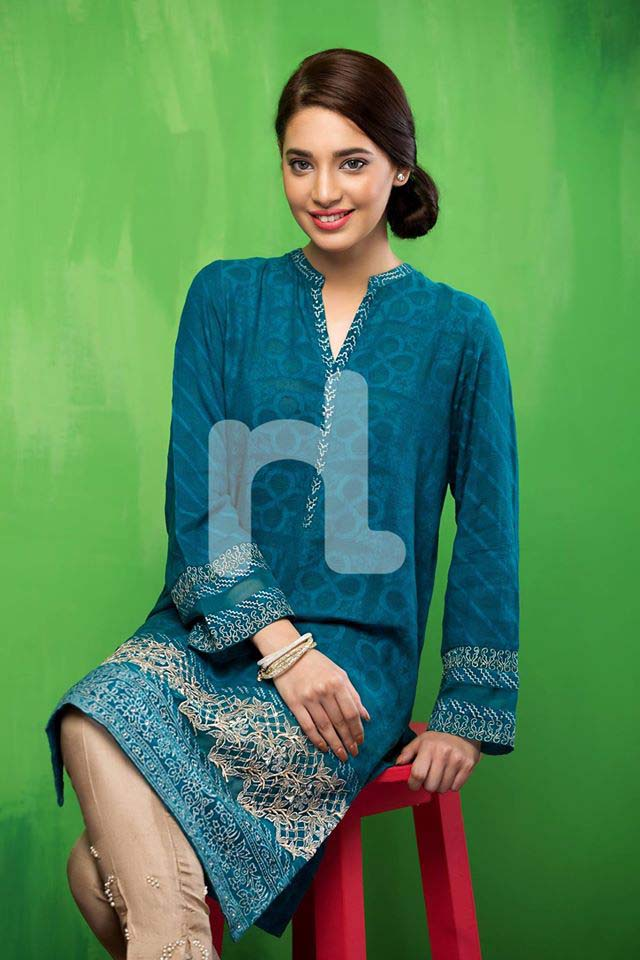 Nishat Linen Colorful Eid Collection