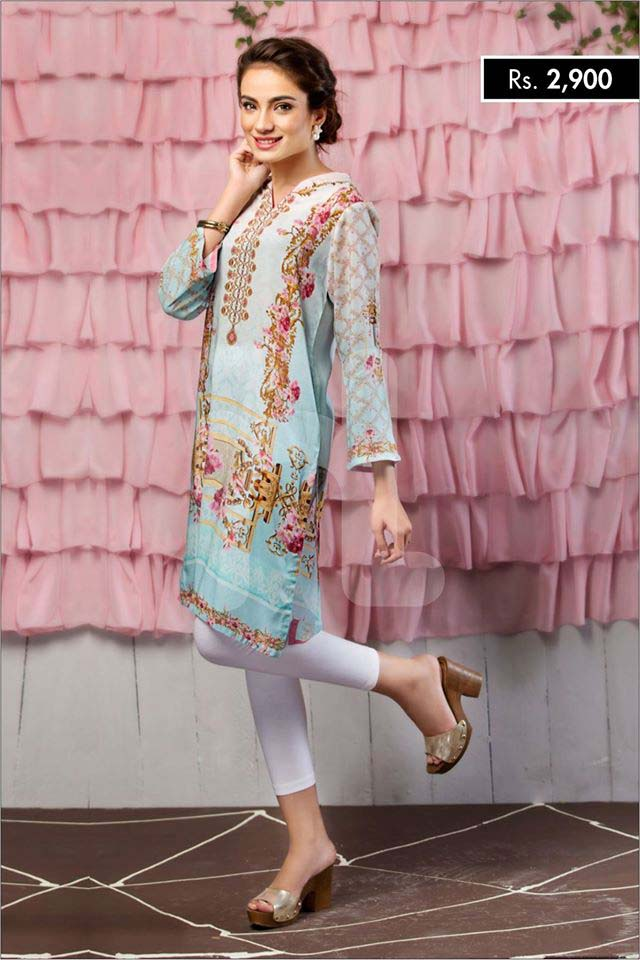 Nishat 2016 eid Collection
